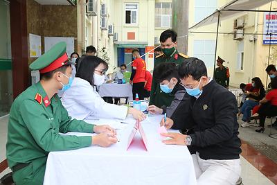 Thử nghiệm lâm sàng giai đoạn 2 vaccine COVID-19 của Việt Nam