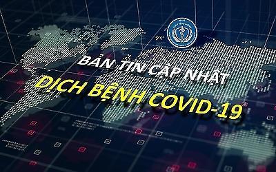 Bản tin cập nhật COVID-19 tính đến 18h00 ngày 12/10/2021