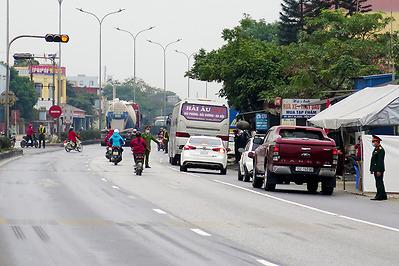 KHẨN: Tìm người đến 34 địa điểm tại Hải Phòng, Hải Dương
