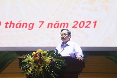 Thủ tướng: Chúng ta cùng nhau chia sẻ, quyết tâm thực hiện thành công chiến dịch tiêm chủng vắc xin phòng COVID-19